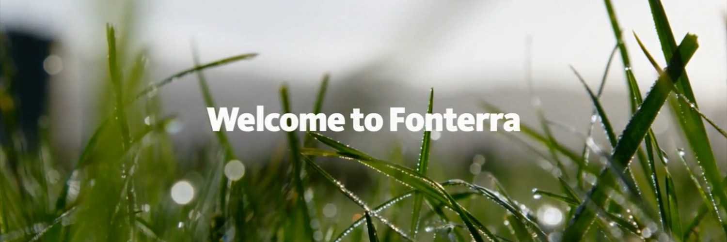 Welcome to Fonterra (日本語字幕)