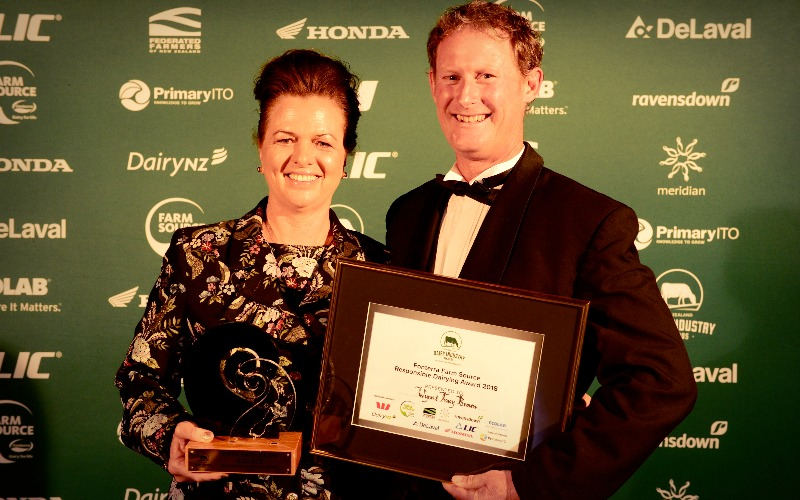 NZ Dairy Industry Awards 2018