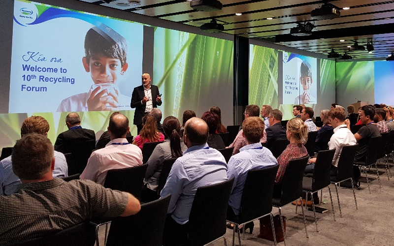 Collaborating for the future at the 10th Fonterra Recycling Forum
