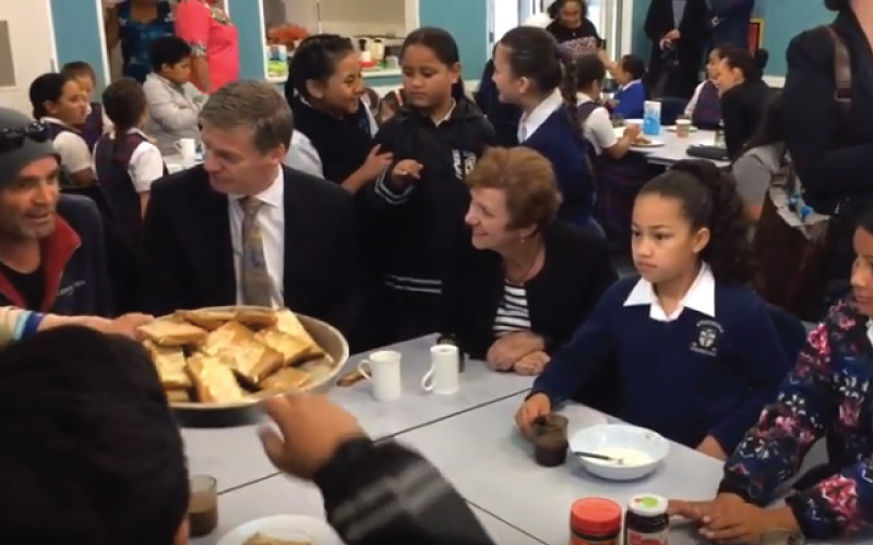 Kickstart Breakfast reaches the 900 schools milestone