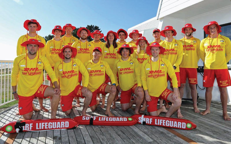 Raglan surf lifesaving ready for a busy summer thanks to Fonterra Grass Roots Fund